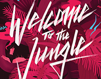Welcome to the Jungle — Illustration
