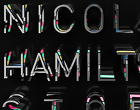 Nicolas Hamilton Story