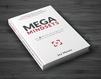 Minimalist Book Cover Design for Self Help Book