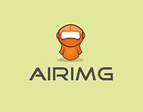 Modern logo for tech company