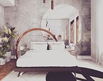 Bedroom / Warszawa