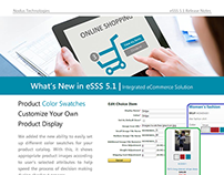 Nodus eSSS Release Notes Design