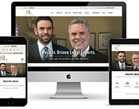 A Law Firm website