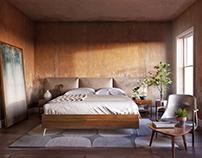 Bedroom corona