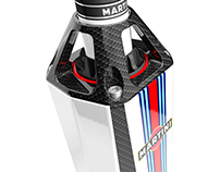 Williams Martini Racing Limited Edition Bottle Concept