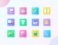 Shopping - Icon Exploration