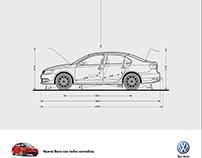 VW - Techo corredizo