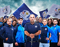 Team Europe | Ryder Cup 2018