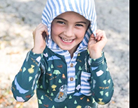 Children's Apparel Fabric Design