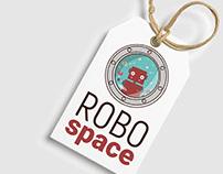 Logo for ROBO space