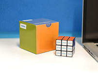 Siemens Rubik's Cube | direct mail