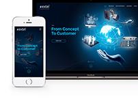 Extel Technologies - Website Refresh
