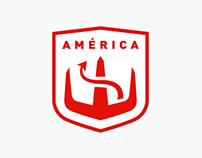 América | Rebranding unofficial