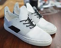 Handmade Leather Sneakers