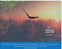 Ovex Calendar 2016