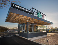 Starbucks Drive Thru - Woodall Services