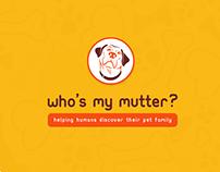 Who's mu mutter? IOS App