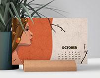 The Autumn Girl