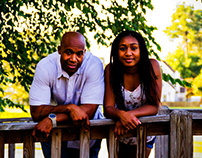 Father & Daughter Portraits
