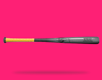 Louisville Slugger – Responsive Custom Bat Application