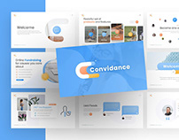 Convidance – Creative Powerpoint and Keynote Template