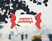Momo's Patakeys | Branding