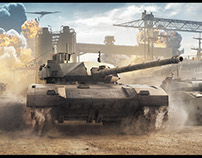 Armored Warfare - Port
