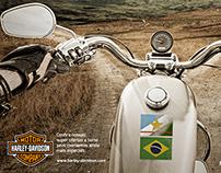 Anúncio Institucional - Harley Davidson