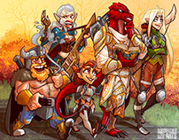 D&D Party Commission