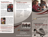 Angel MedFlight Patient Brochure
