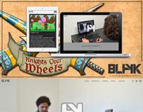 Blayk Entertainment   Website