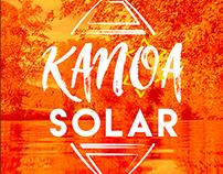 Kanoa Solar - Identidad visual