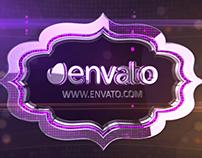 E3D Title Logo Reveal