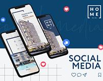 Home del Sol - Social Media