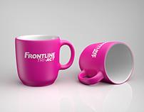 Frontline cup