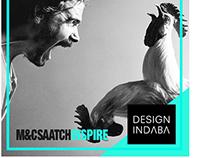 Inhouse Poster and Mailer Design - Design Indaba