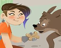 Rescatar un Perro