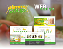 SLIMMY SOUP | WEB DESIGN • WEB DEVELOPMENT