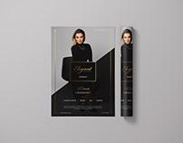 Elegant Fashion Flyer | Free Download