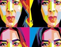 Raisa WPAP Collage