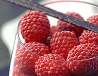 Raspberries 3D / Full CGI