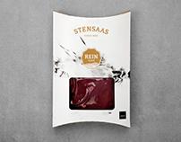 Stensaas reinsdyrslakteri, Redesign