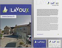 Redesign - Ville de Lavoux