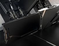 Harder Surfaces - Thumb Drive