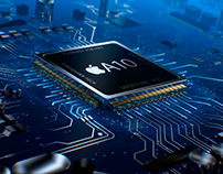 Microcircuit CPU