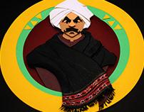 """Ahmad Mekky in """"El-kebeer"""""""