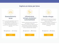 Site consulta pública de projetos