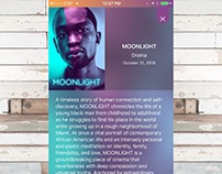 Movie App for iPhone