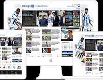 Malaga C.F. - Portal Multimedia