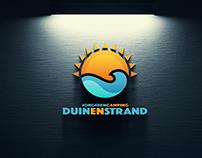 Logo Duin en Strand